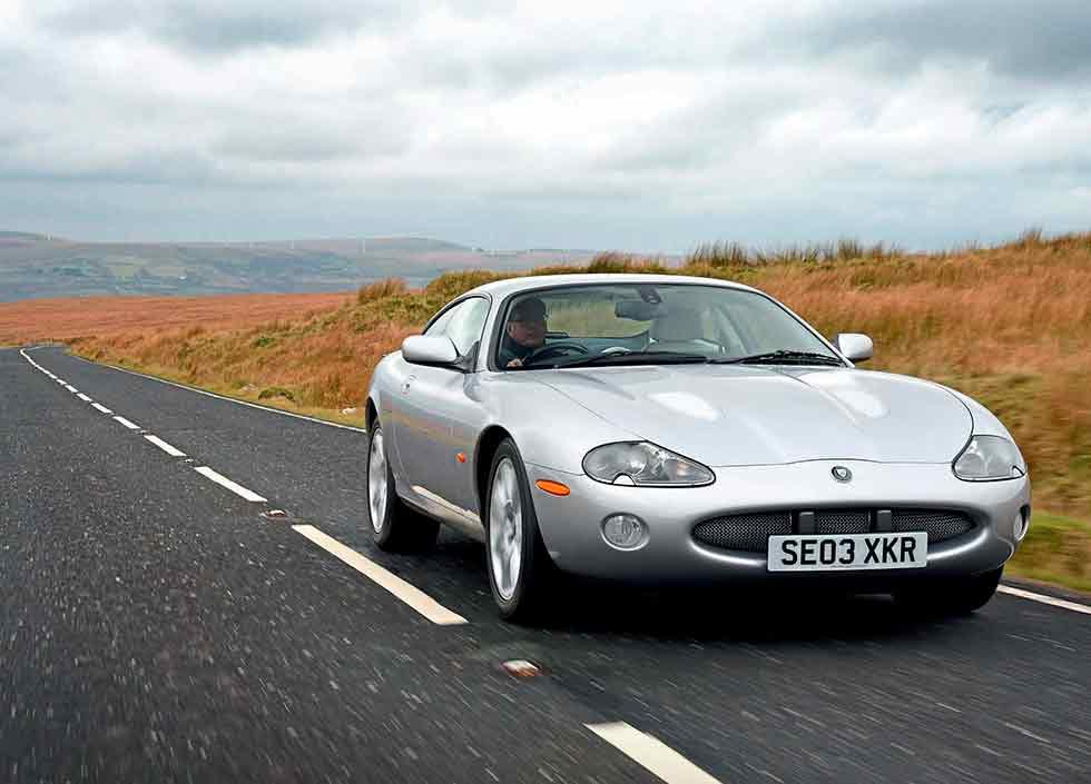 2003 Jaguar XKR 4.2 X100