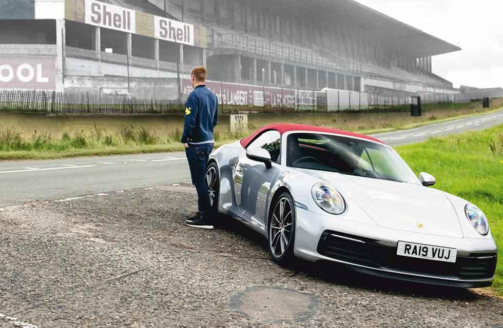 2020 Porsche 911 Carrera 2S Cabriolet 992 / RHD/ UK-Spec driven