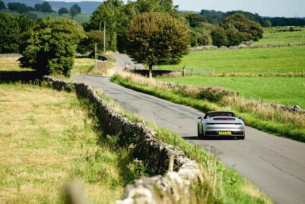 2020 Porsche 911 Carrera 2S Cabriolet 992