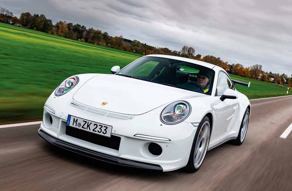 Ruf's latest 991 based road weapon
