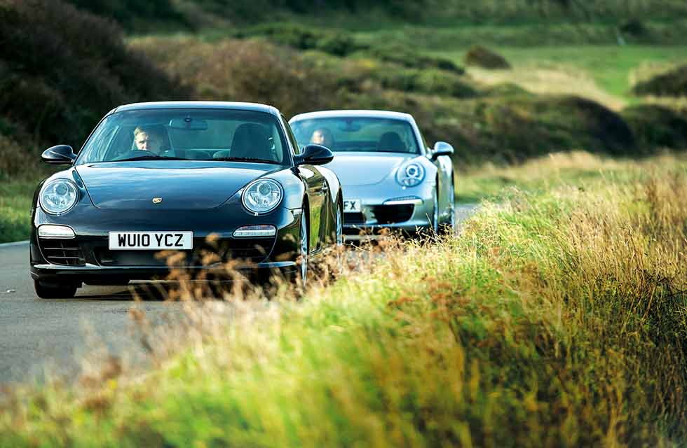 997 V 991 Which is the best modern 911 for £50k?