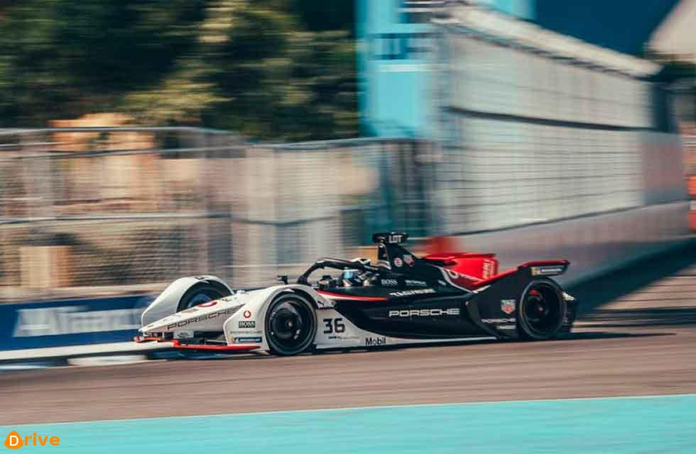 2nd place for André Lotterer in Riyadh