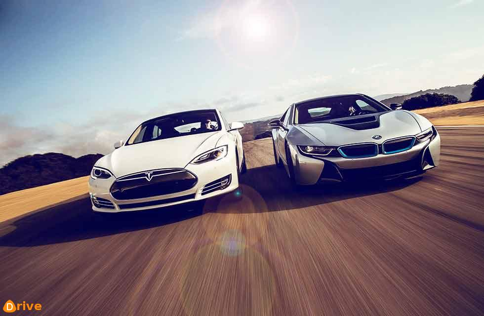 Electric Vehicle Sales Climb