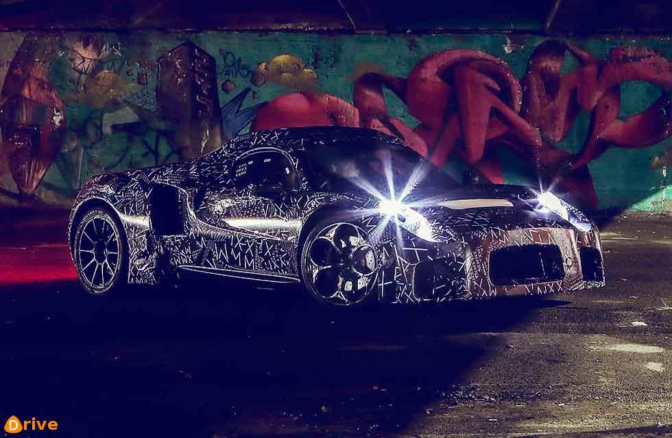 Maserati MMXX 2020