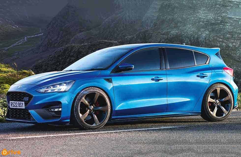 2021 Ford Focus RS 400bhp hybrid set-up for next fast Ford
