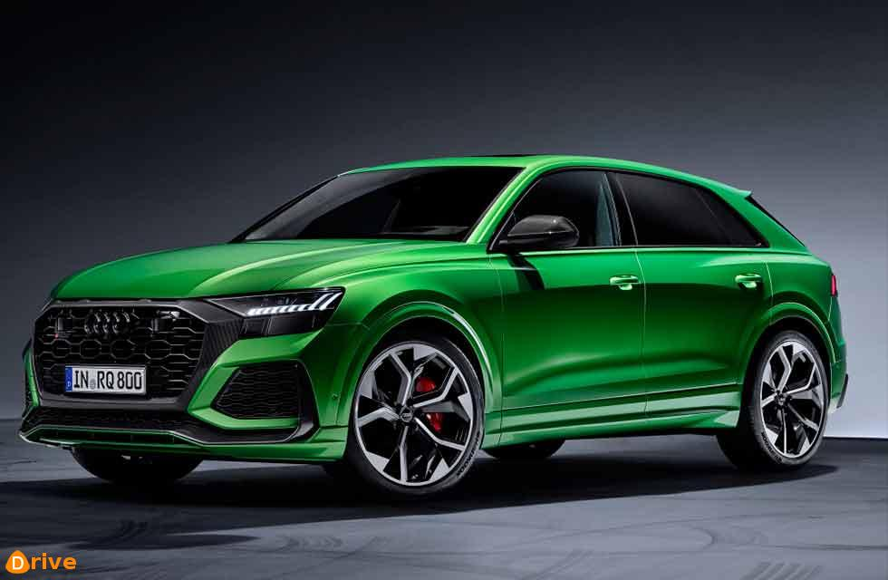 5 things you need to know about the 2021 Audi RS Q8