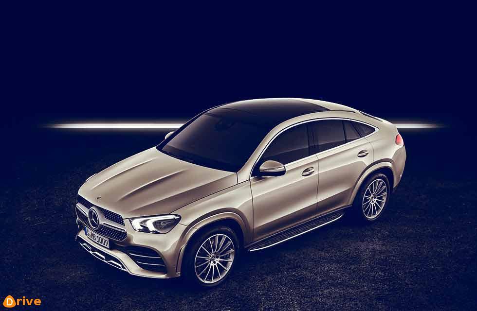 2021 Mercedes-Benz GLE Coupe C167 & AMG GLE53 C167 Models