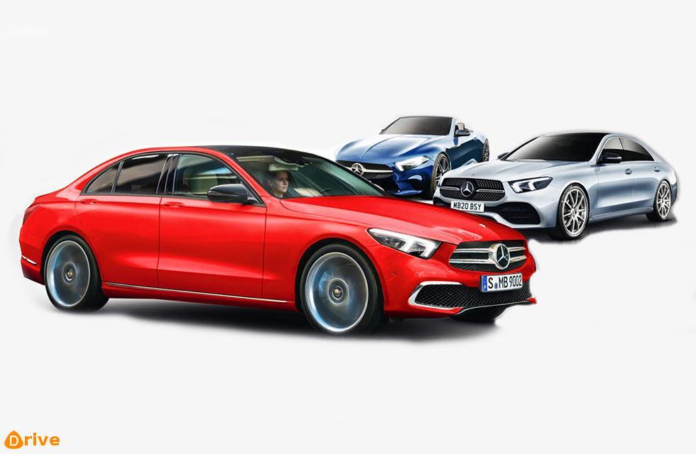 Radical new C-Class Reborn 2+2 SL Ultra-luxury S-Class