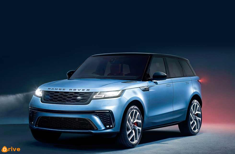 New Range Rover Sport: eco-friendly performance for 2022 4x4