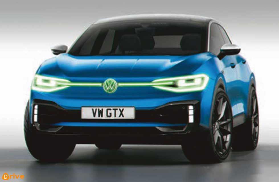 Volkswagen ID 4 SUV: first model to get hot GTX badge