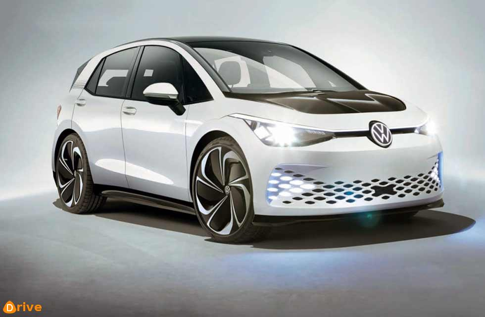Volkswagen will reveal a concept for its new entry-level ID electric model