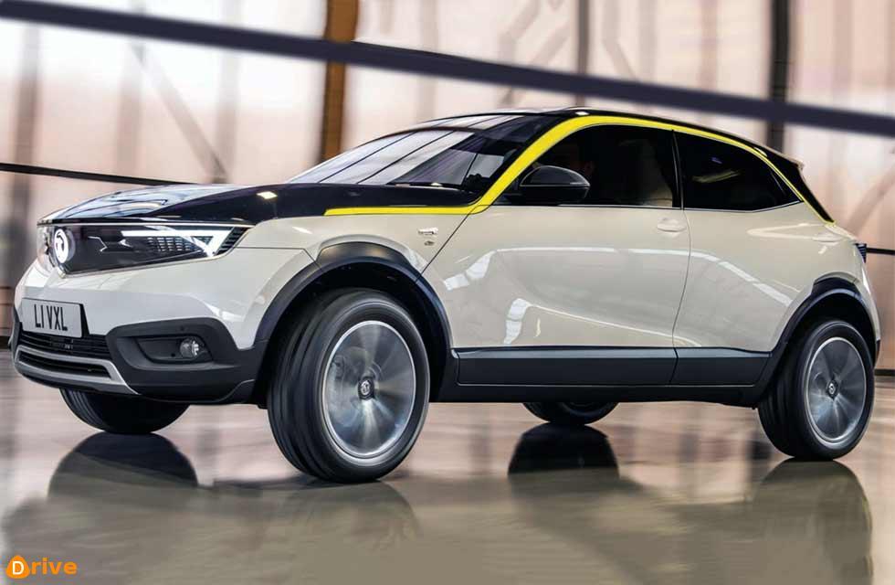 2022 Vauxhall