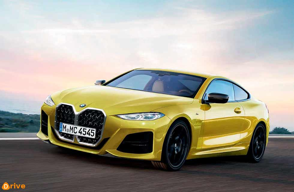 2022 BMW 4 Series Coupé