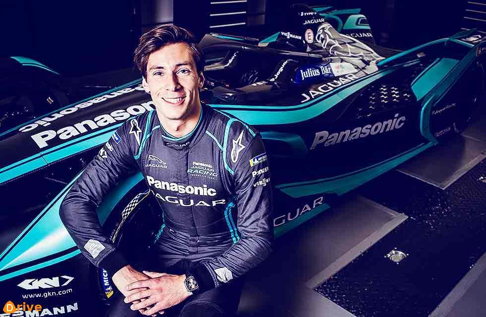 Alex-Lynn / Panasonic Jaguar Racing