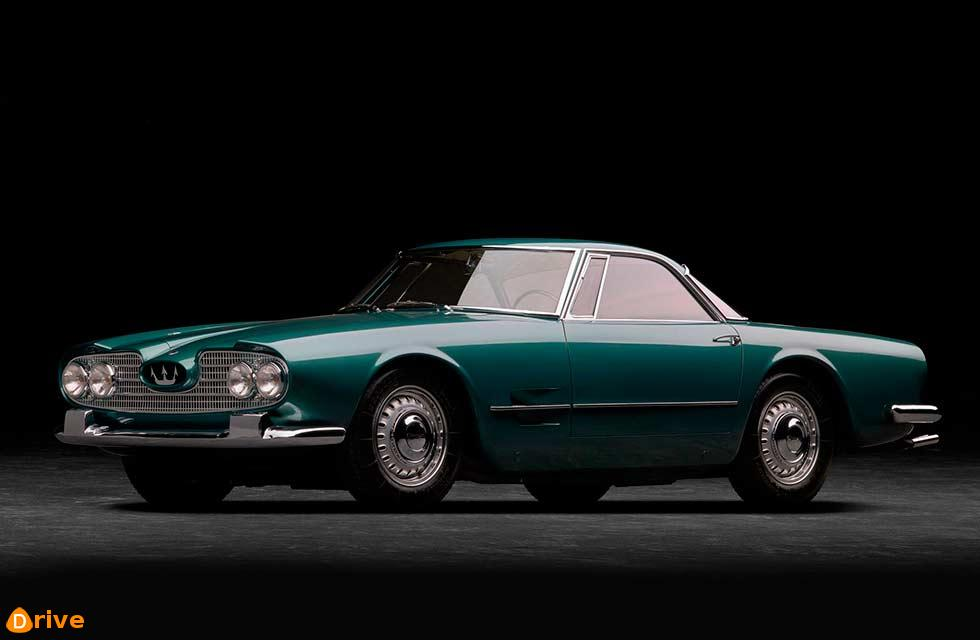 1960 Maserati 5000GT 2+2 celebrates its 60th birthday