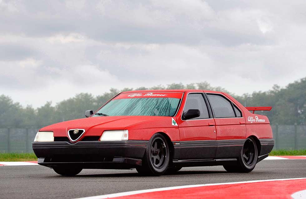 1988 Alfa Romeo 164 Pro-Car SE046