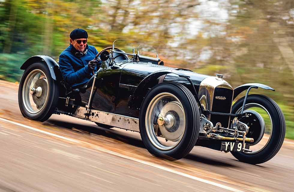 1927 Amilcar C6 'W.E.Humphreys' Brooklands Voiturette