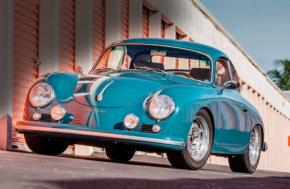 Outlaw-styled 1957 Porsche 356A