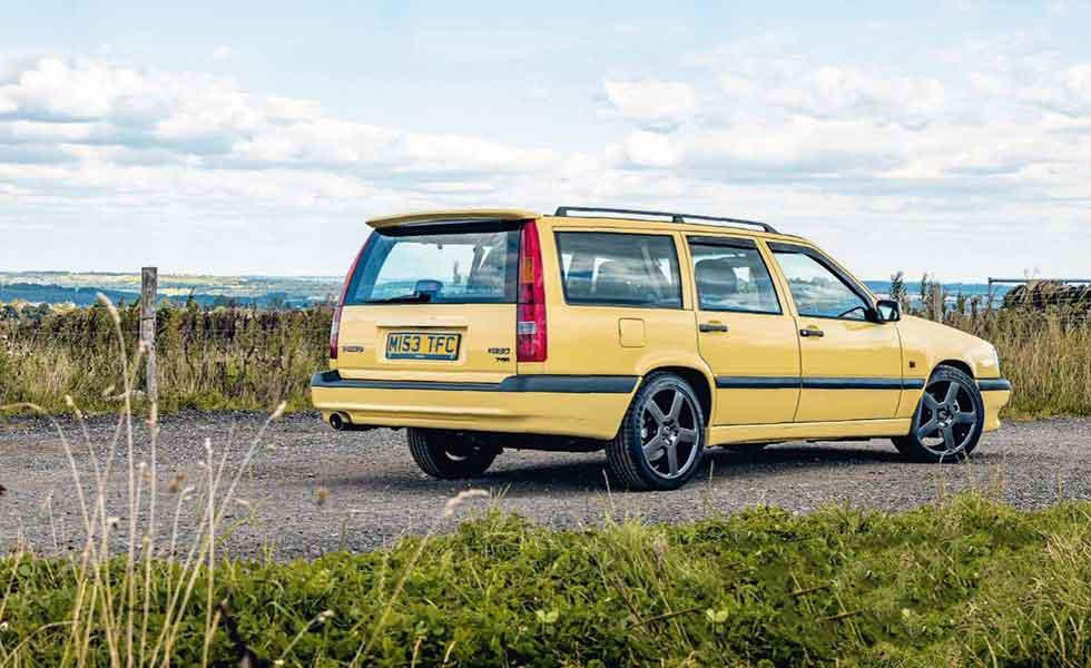 1995 Volvo 850 T-5R Estate