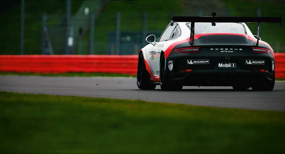 2020 Porsche 911 GT3 Cup 991