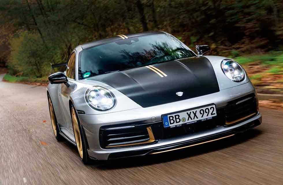 2021 Porsche 911 Carrera 4S TechArt 992