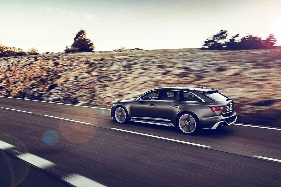 2021 Audi RS6 Avant C8