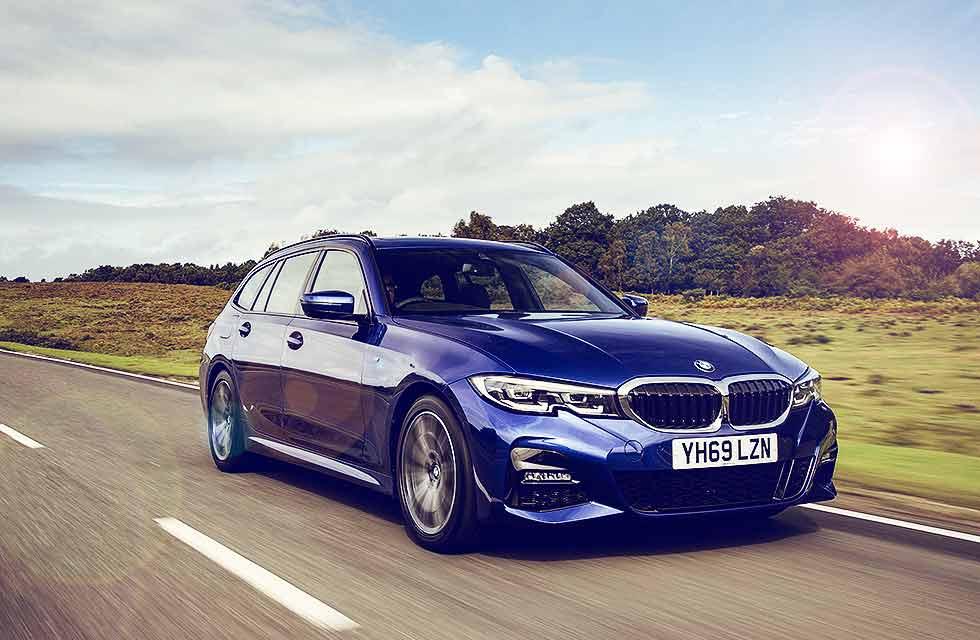 2021 BMW 320d xDrive M Sport Touring G21