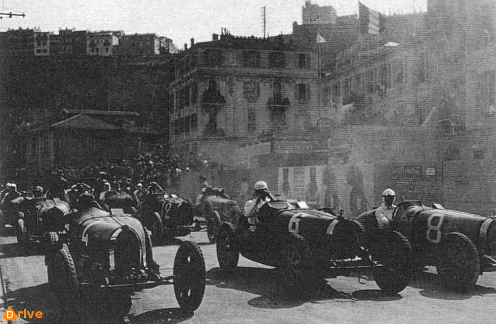 The first Monaco GP - in this month: 14 April 1929