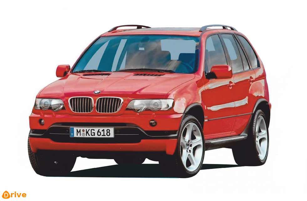 Modern not classic BMW X5 E53