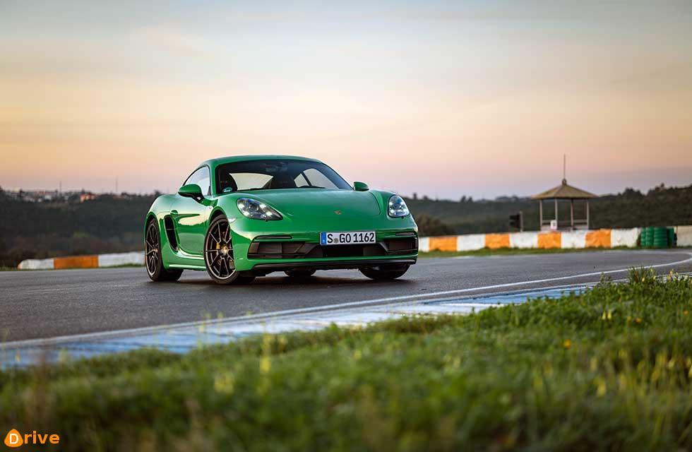 2021 Porsche 718 Cayman GTS 982C