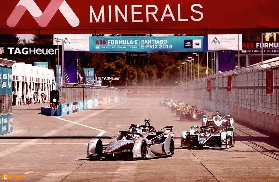 FIA Formula E Championship - Round 3 – Santiago