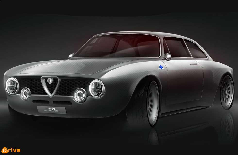 Electric Alfa-Romeo Giulia GT to debut at FOS