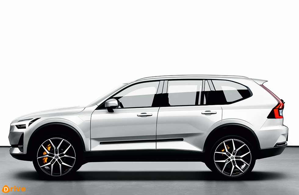 Next-gen Volvos will pack EV and autonomous tech, starting with the new XC90