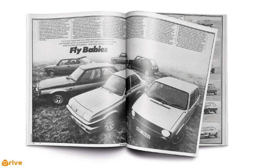 April 1980, CAR