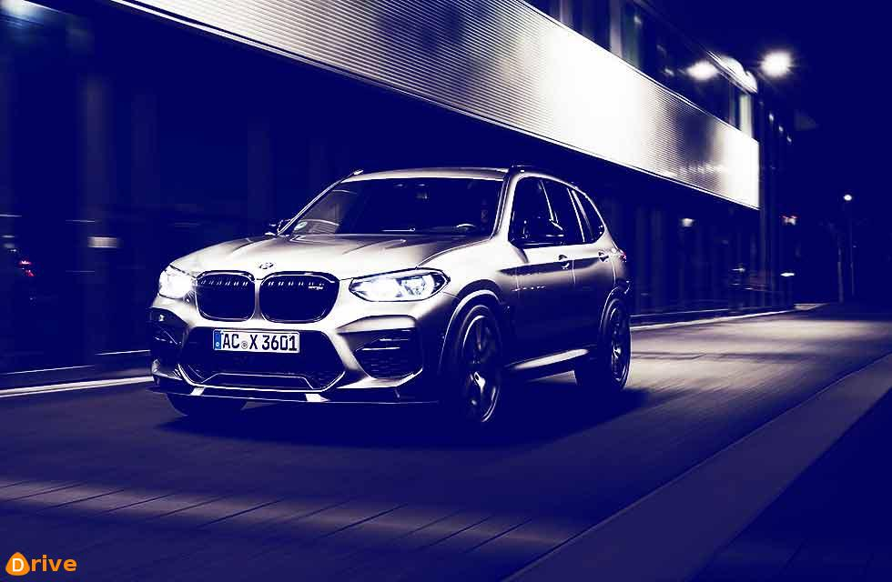 New Schnitzer 2021 BMW X3 M G01