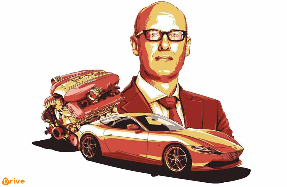Inquisition Ferrari tech chief Michael Leiters