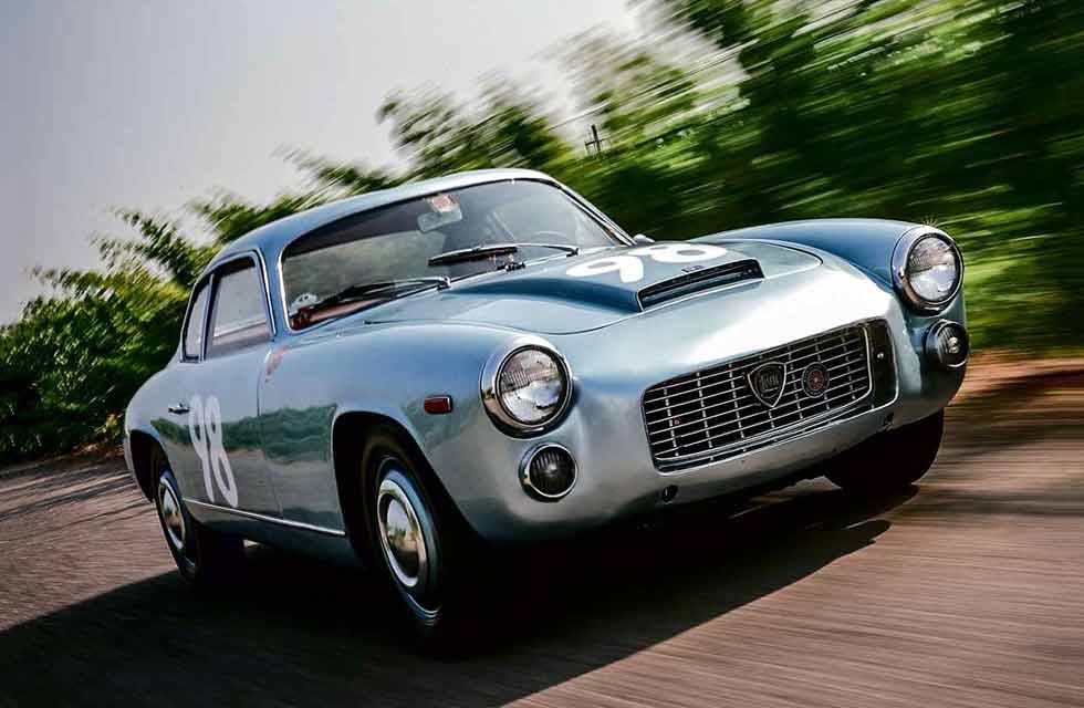 1963 Lancia Flaminia Sport Zagato 3C