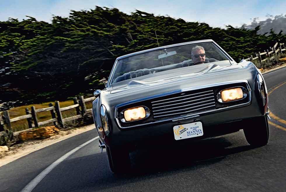 1967 Oldsmobile 'Mannix' Toronado Roadster - road test