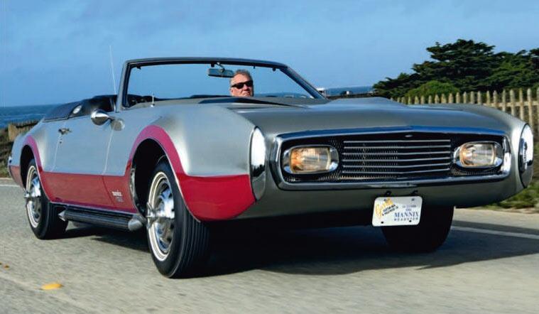 1967 Oldsmobile 'Mannix' Toronado Roadster