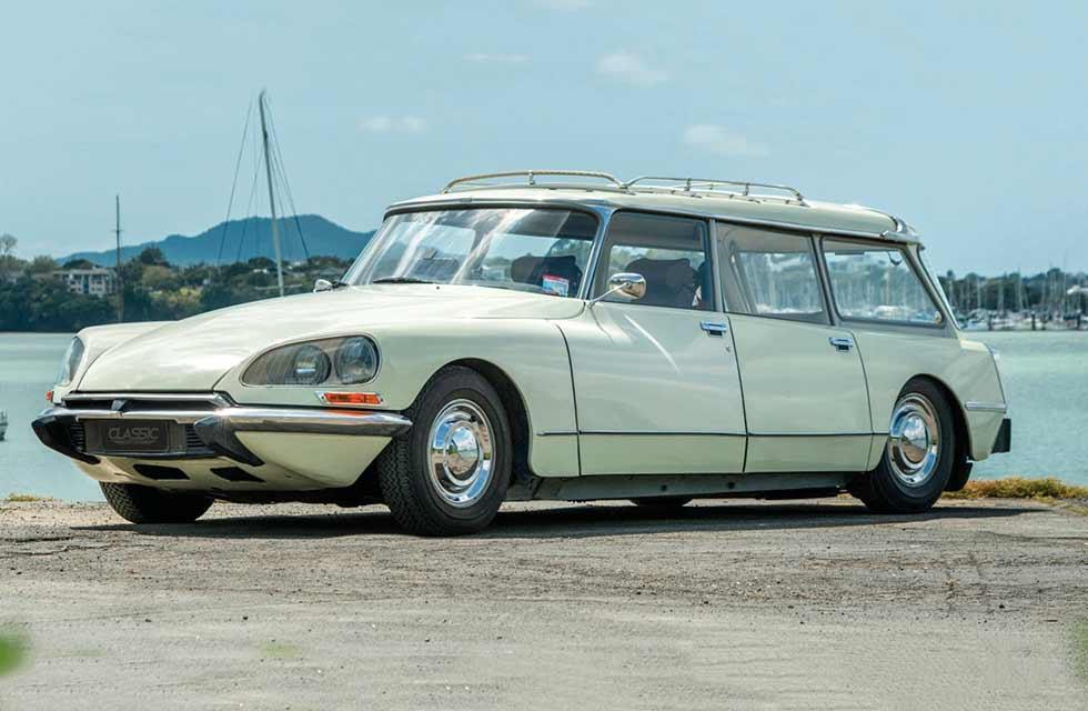1973 Citroën DS23 Safari