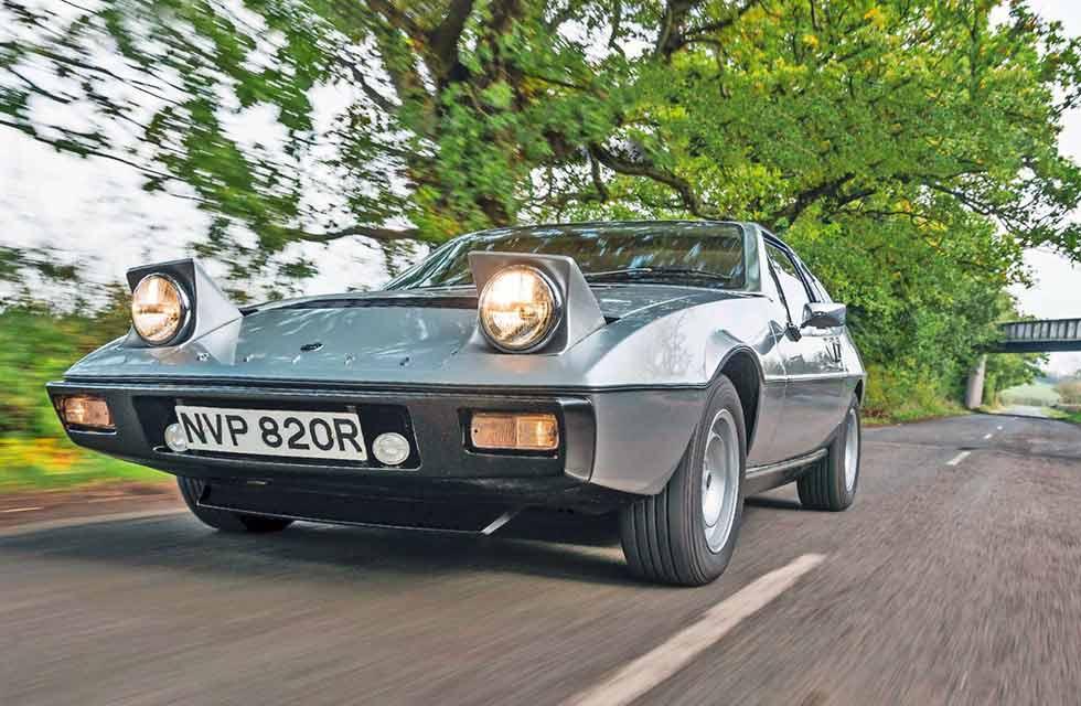1976 Lotus Elite 501