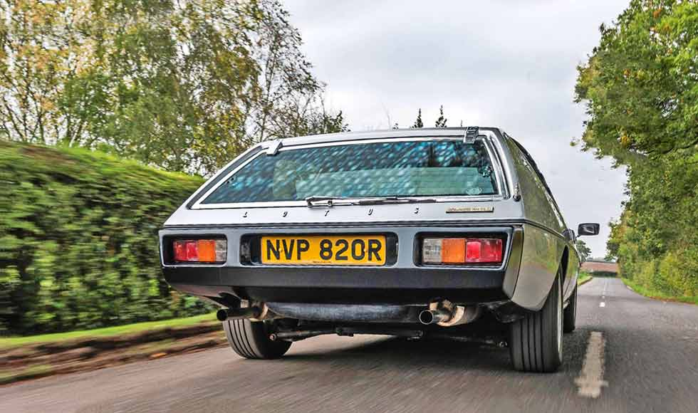 1976 Lotus Elite 501 Type 75