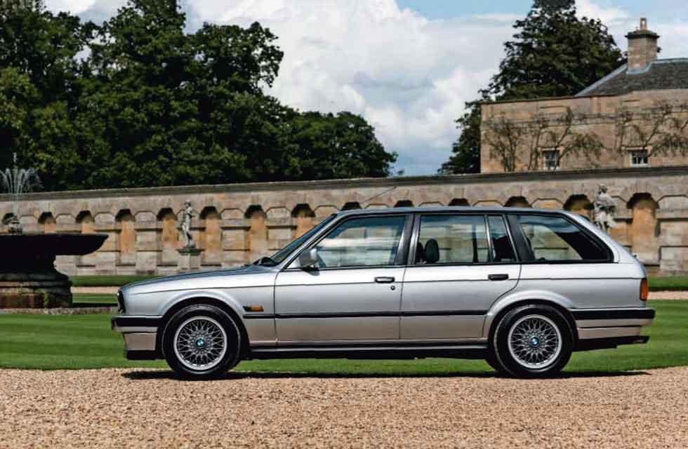 1987 BMW 325i Touring E30