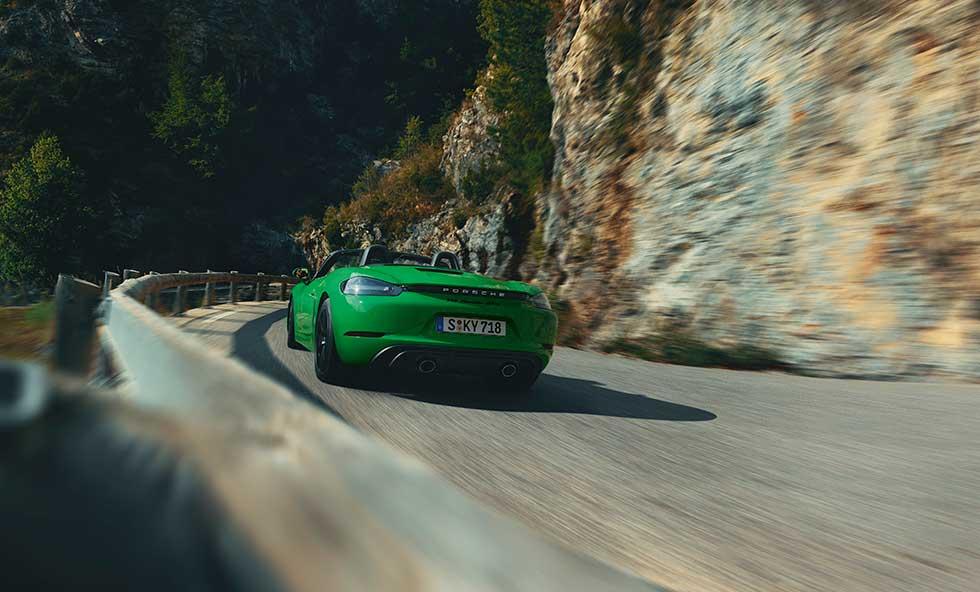 2021 Porsche 718 Boxster GTS 982