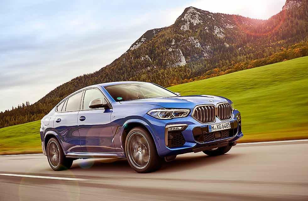 2021 BMW X6 M50i xDrive G06 first drive