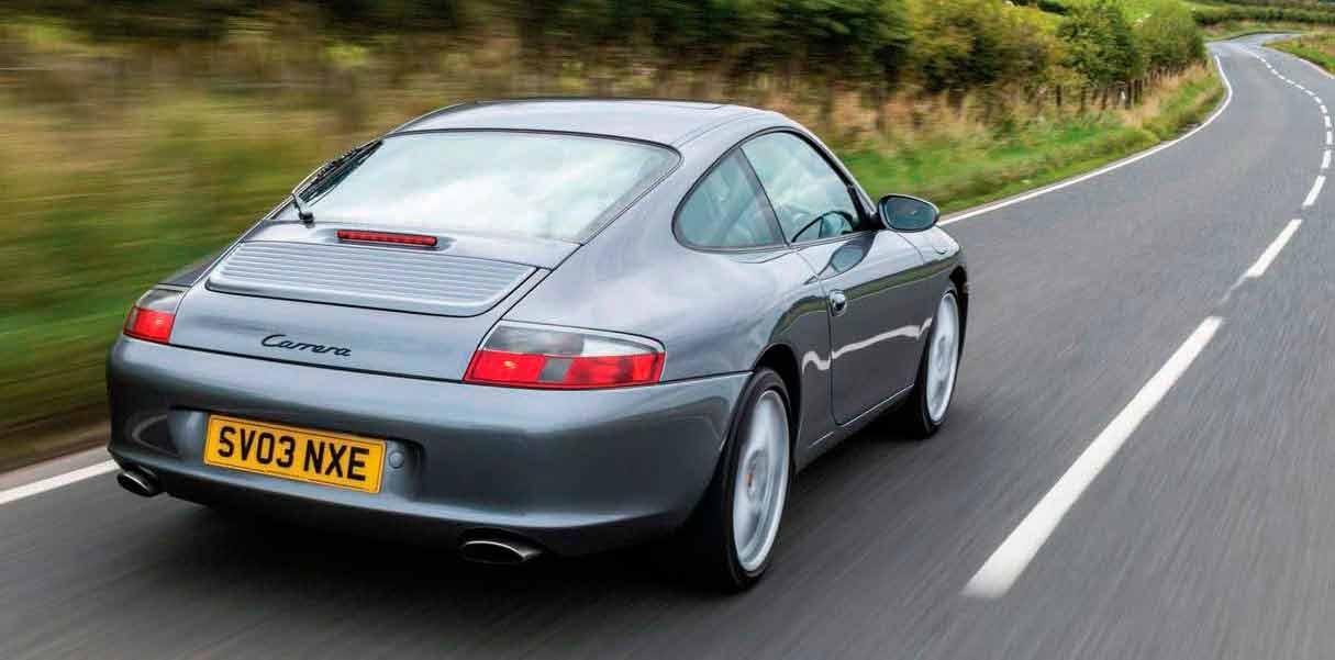2003 Porsche 911 Carrera 2 996.2