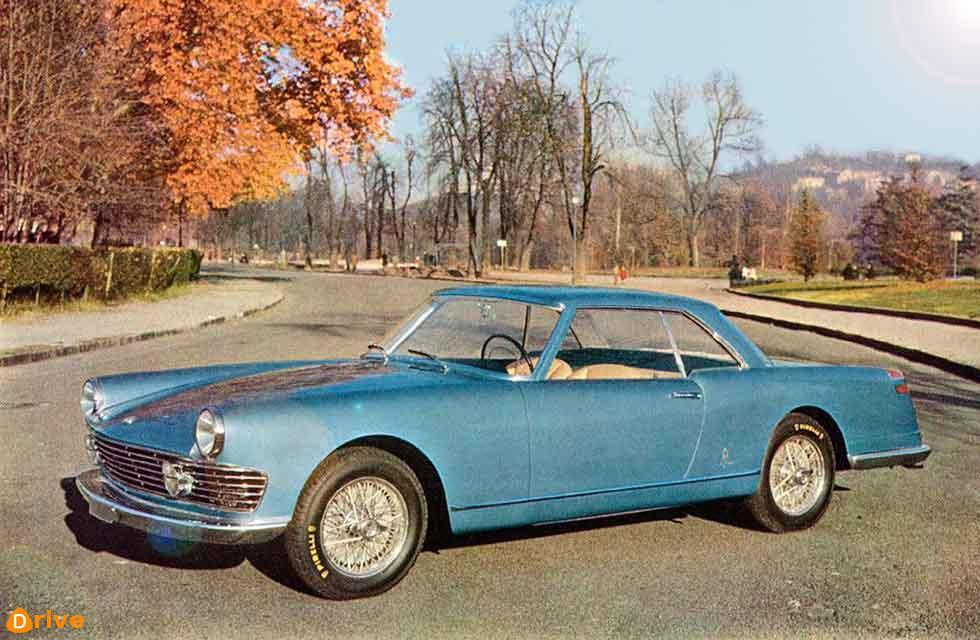 1957 Alfa Romeo 2000 Sestriere