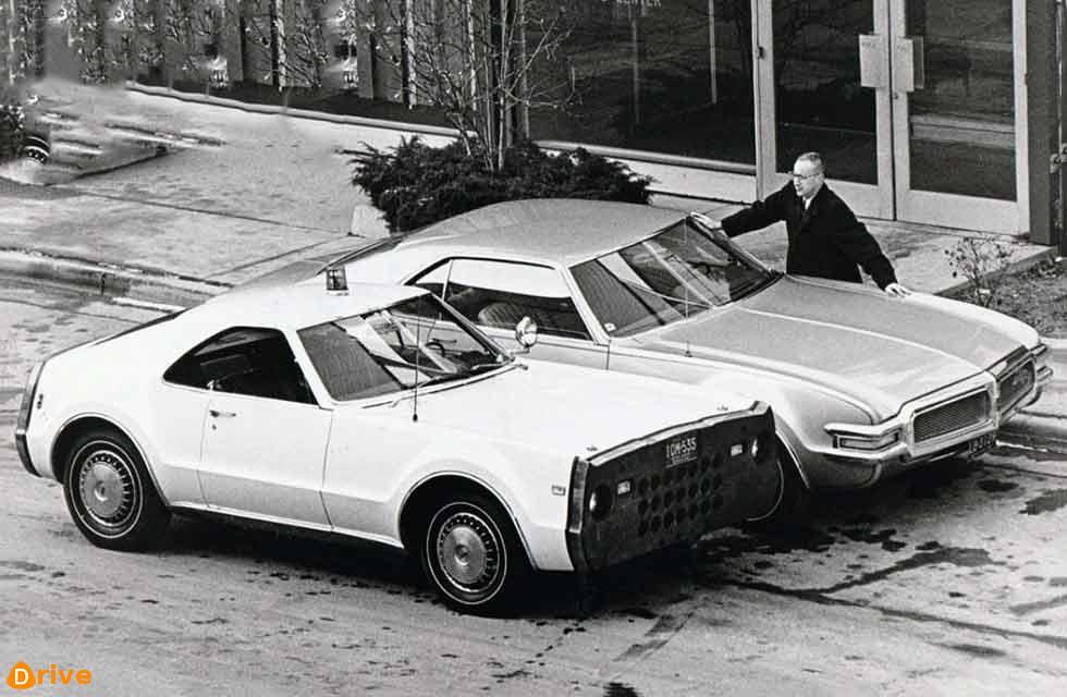 Oldsmobile Mini-Toro