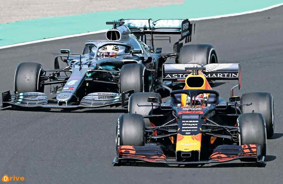 2020 F1 season
