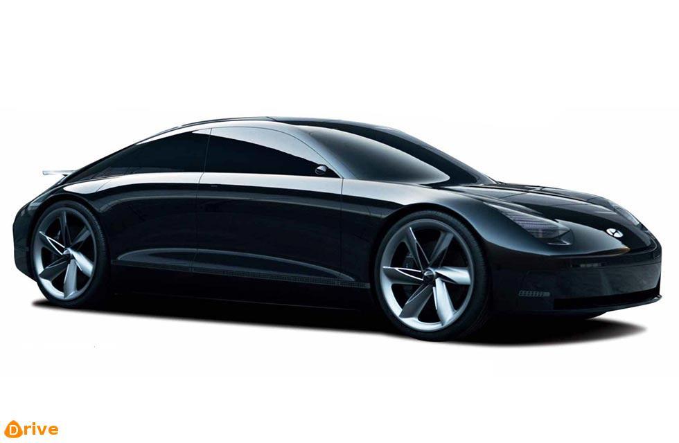 Hyundai electric concept 2020 'Prophecy'